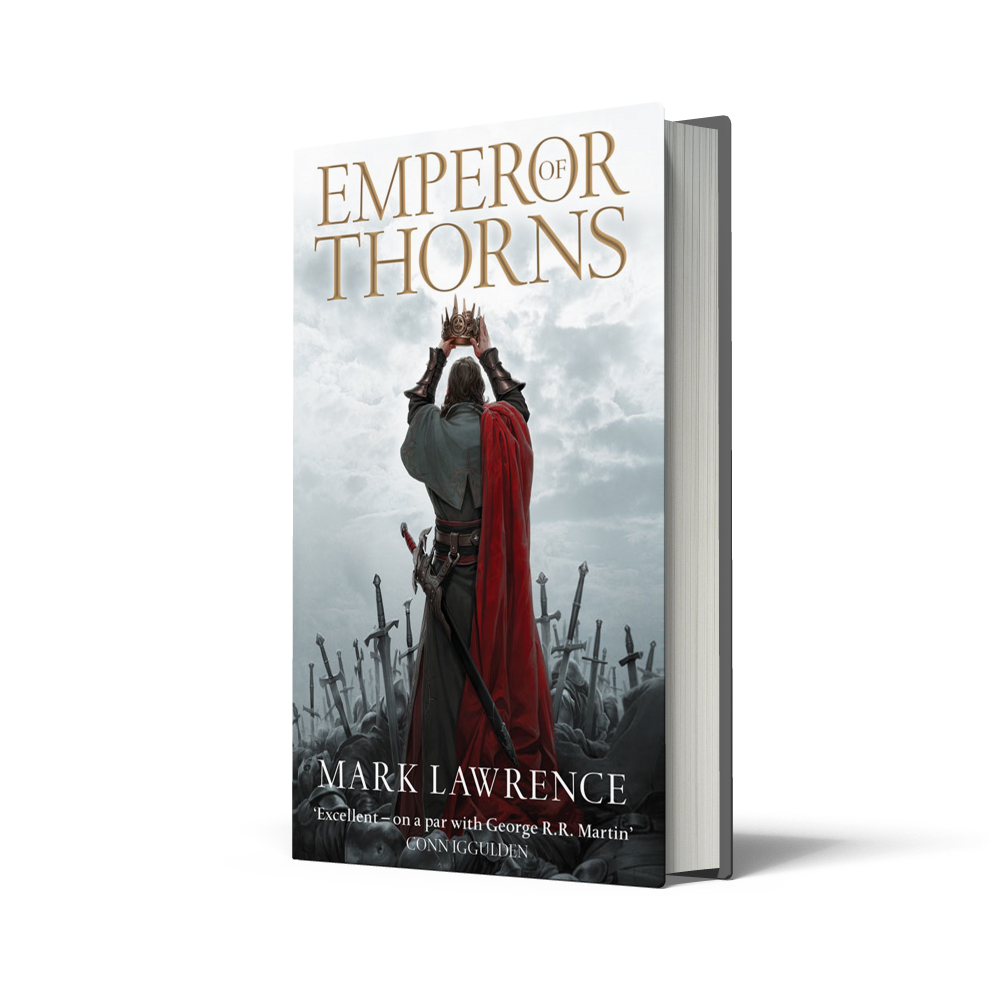 Mark Lawrence on finishing The Broken Empire