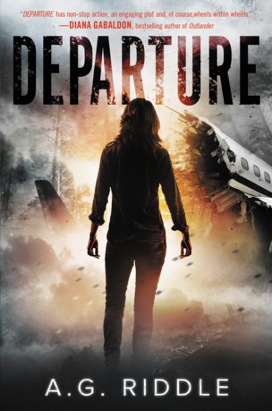 DEPARTURE is on sale today!