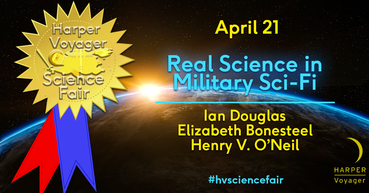 Harper Voyager Science Fair: Real Science of Military Sci-Fi